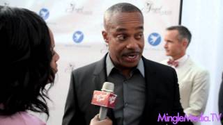 Download Rocky Carroll @RockyCOfficial at the 17th Annual Angel Awards Red Carpet Video