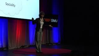 Download How Social Media Shapes Identity | Ulrike Schultze | TEDxSMU Video