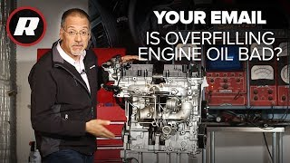Download On Cars - Your Email: How to fix too much oil in your engine Video