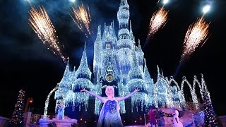 Download A Frozen Holiday Wish 2016 Walt Disney World Magic Kingdom Video