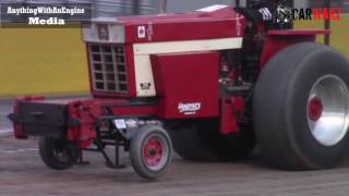 Download Light Limited Super Stock Tractor Class At Marne Truck Pulls 2017 Video