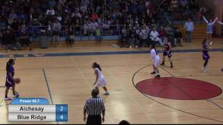 Download Blue Ridge Lady Yellowjackets v Alchesay Lady Falcons Video