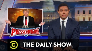 Download President Trump's Bats**t Press Conference: The Daily Show Video
