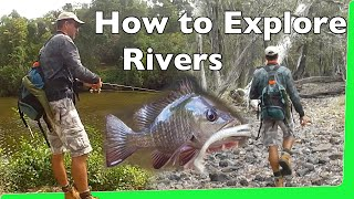 Download How to explore creeks and rivers Andy's Fishing Video EP.340 Video