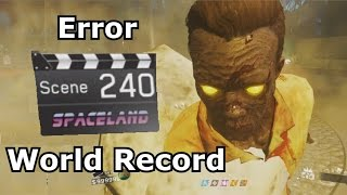 Download Round 240 IW Zombies In Spaceland World Record PS4 Video