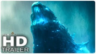 Download GODZILLA 2: King of the Monsters Trailer (2019) Video