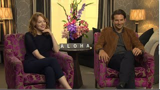 Download Emma Stone Does a Ridiculous Bradley Cooper Impression Video