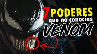 Download 7 Poderes de VENOM que NO conocías Video