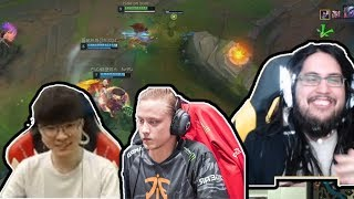 Download Faker and Rekkles Synergy In Solo Q | Imaqtpie Calls Tyler1 D5 | Hashinshin |LoL Moments Video