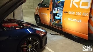 Download Why You Shouldn't Buy a Supercar... Flat Battery Saga Video