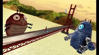 Download Monsters Vs Aliens - Ch 2. SLEEPING IN - Part 11 [Xbox 360] Video