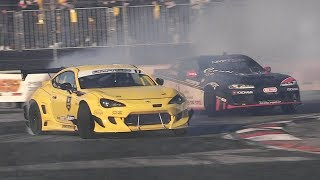 Download Drift GP Show at Bologna Motor Show 2017 - 2JZ GT86, VR38DETT 200SX, MX-5 2JZ & More!! Video