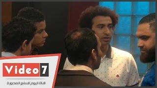 Download رمضان صبحى وسعد سمير يشاركان على ربيع العرض الخاص لفيلمه ″حسن وبقلظ″ Video