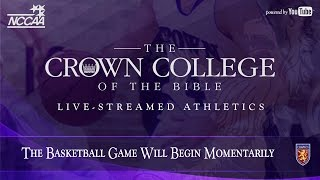 Download Crown College vs Johnson University • Men's Basketball • February 2, 2106 • 7:00 PM Video