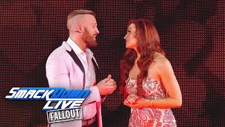 Download Mike & Maria Kanellis hope to inspire with the power of love: SmackDown LIVE Fallout, June 20, 2017 Video
