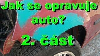 Download Jak se opravuje auto? Broušení a kitování - 2.část Video
