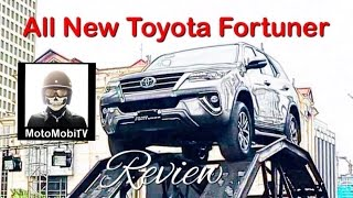 Download All New Toyota Fortuner 2016 Review Indonesia Video