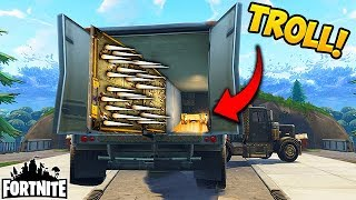 Download FIRST EVER TRUCK TRAP! - Fortnite Funny Fails and WTF Moments! #125 (Daily Moments) Video