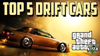 Download GTA 5: TOP 5 DRIFTING CARS Video