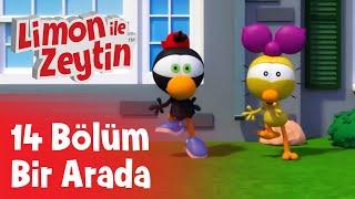 Limon Ile Zeytin 10 Bölüm Bir Arada çok Komik çizgi Filmler