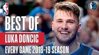 Download Luka Doncic's Best Play From Every Game Of The 2018-2019 Season Video