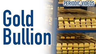 Download Gold Bullion Vault - Periodic Table of Videos Video
