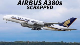 Download FIRST A380s to be BROKEN UP for PARTS Video