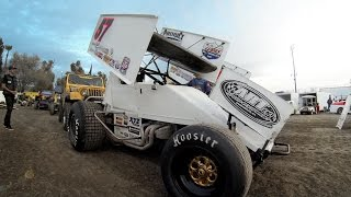 Download GoPro: Kyle Larson Rips Up Sprint Car Dirt Track Video