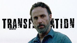 Download The Transformation of Rick Grimes Video