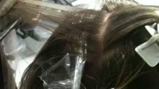 Download Beauté Coiffure - Ecole coiffure Narbonne - c.a.p, brevet - Pratique : Les mèches palette Video