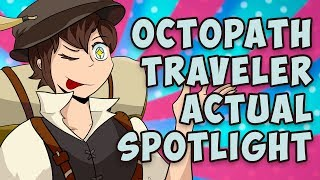 Download Octopath Traveler ACTUAL Game Spotlight Video