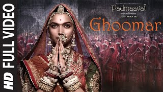 Download Full Video:Ghoomar|Padmaavat|Deepika Padukone Shahid Kapoor Ranveer Singh|Shreya Ghoshal SwaroopKhan Video