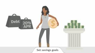 Download Steps to better money management Video