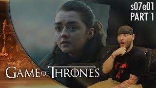 Download Game of Thrones: s07e01 p1 ″Dragonstone″ REACTION!! Video