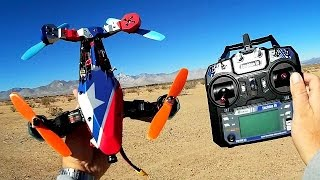Download Eachine RTF V Tail 210 FPV Racing Drone Flight Test Review Video