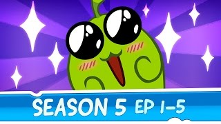 Download Om Nom Stories Season 5 — Episodes 1 - 5 Video