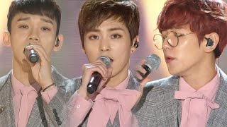 Download 《BOF》 EXO-CBX(첸백시) - For You (너를 위해) (보보경심:려 OST) @인기가요 Inkigayo 20161030 Video