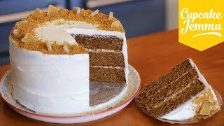 Download Jamaican Ginger Cake Recipe | Cupcake Jemma Video