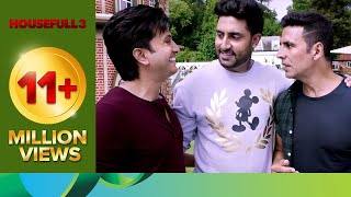 Download We are exposed! Housefull 3 | Movie Scene Video