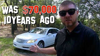 Download Here's a Tour of this $70,000 2007 Lexus LS460 LWB - 10 Years Later Review Video