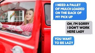 Download r/IDontWorkHereLady - DELIVERY DRIVERS DON'T WORK FOR THAT STORE r/EntitledParents CROSSOVER Video