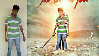 Download PicsArt tutorial | Action movie poster editing | Like Photoshop Video