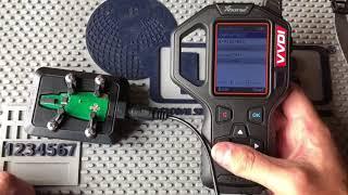 Download Unlock A Chrysler OEM Fobik Using The VVDI Key Tool Video