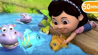 Download Machli Jal Ki Rani hai - Hindi Rhymes | Nursery Rhymes from jugnu Kids Video