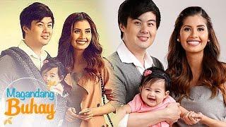 Download Magandang Buhay: Shamcey & Lloyd as parents Video