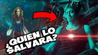 Download ¿Así Salvaran a Tony Stark ''Iron-Man'?! Todas las Teorías Avengers Endgame Video