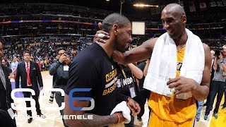 Download Kobe Bryant Behind Potential Kyrie Irving And LeBron James Breakup? | SC6 | ESPN Video