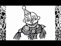 Download como dibujar a ennard | how to draw ennard fnaf sister location Video