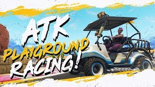 Download BUILDING THE HARDEST RACETRACK! PLAYGROUND MODE LTM (Fortnite BR Full Match) Video