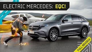 Download Mercedes Benz EQC EV! Electrifying the Star!! Video